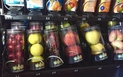 El vending saludable se perfila como respuesta contra la obesidad infantil